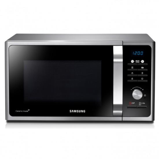 Φούρνος μικροκυμάτων Samsung MG23F301TAS Φούρνοι μικροκυμάτων - Euronics Georgiou - Είδη Ηλεκτρικών Συσκευών