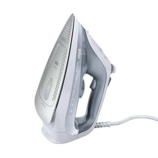 Σίδερο ατμού BRAUN  SI 7088 GY Σίδερα ατμού - Euronics Georgiou - Είδη Ηλεκτρικών Συσκευών