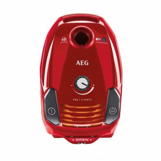 Ηλεκτρική σκούπα Aeg VX6-1-LR Σκούπες - Euronics Georgiou - Είδη Ηλεκτρικών Συσκευών