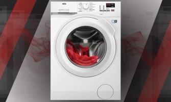 Νέο Πλυντήριο Ρούχων Εμπ/θιας Φόρτωσης  AEG L6FEK28WG