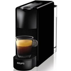 Καφετιέρα Nespresso Krups Essenza Mini Aeroccino - XN1118S Μαύρο