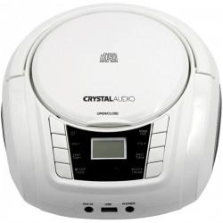 Ραδιόφωνο - CD Player - Crystal Audio BMBU2W