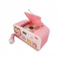 Ραδιόφωνο - CD Player - Muse M29KB Pink