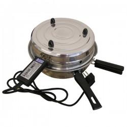 Ηλεκτρική Στρογγυλή Ψηστιέρα Αλουμινίου Φοίνιξ Ν1