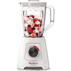 Blender Μπλέντερ Moulinex LM4201 BLENDFORCE ΛΕΥΚΟ