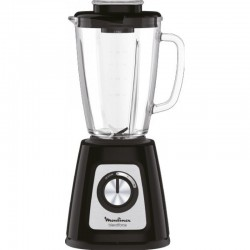 Blender Μπλέντερ Moulinex LM4358 BLENDFORCE 2 ΜΑΥΡΟ