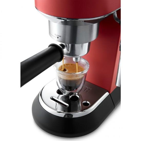 Καφετιέρα Espresso Delonghi EC685.R Καφετιέρες espresso - Euronics Georgiou - Είδη Ηλεκτρικών Συσκευών