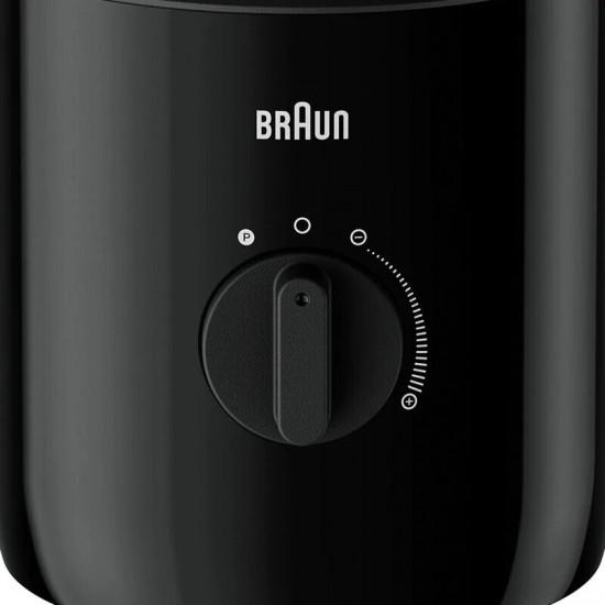 Blender Braun JB3150BK Powerblend 3 Blenders - Euronics Γεωργίου - Είδη Ηλεκτρικών Συσκευών | georgiou.gr