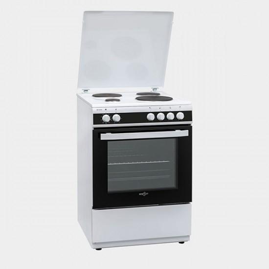 Ηλεκτρική κουζίνα Winstar WSTFSWH6513 Κλασικές κουζίνες - Euronics Γεωργίου - Είδη Ηλεκτρικών Συσκευών | georgiou.gr