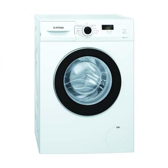 Πλυντήριο ρούχων Pitsos WNP120KC7 Εμπρόσθιας Φόρτωσης-Φαρδιά - Euronics Γεωργίου - Είδη Ηλεκτρικών Συσκευών | georgiou.gr