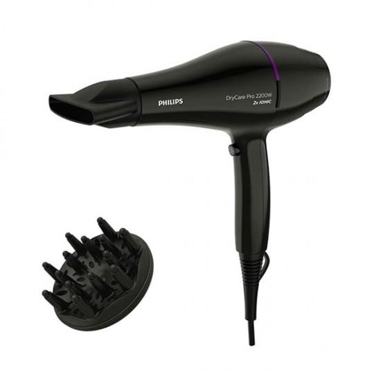 Σεσουάρ μαλλιών Philips BHD274/00 Σεσουάρ - Euronics Γεωργίου - Είδη Ηλεκτρικών Συσκευών | georgiou.gr