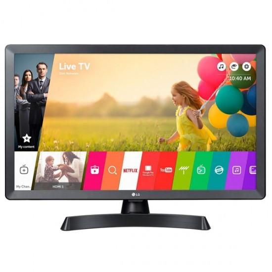 "LG TV Monitor 28"" 28TN515S-PZ TV Monitor - Euronics Γεωργίου - Είδη Ηλεκτρικών Συσκευών   georgiou.gr"