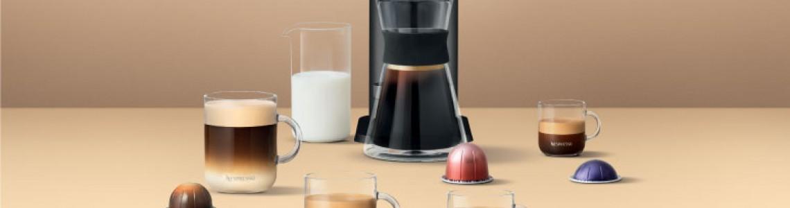 Νέες μηχανές Nespresso Vertuo Next