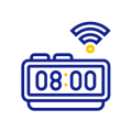 Ραδιορολόι - ξυπνητήρι
